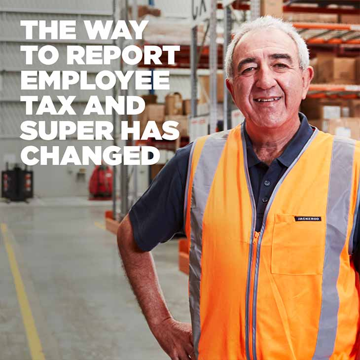 ATO Employee Tax and Super has changed Factory Man