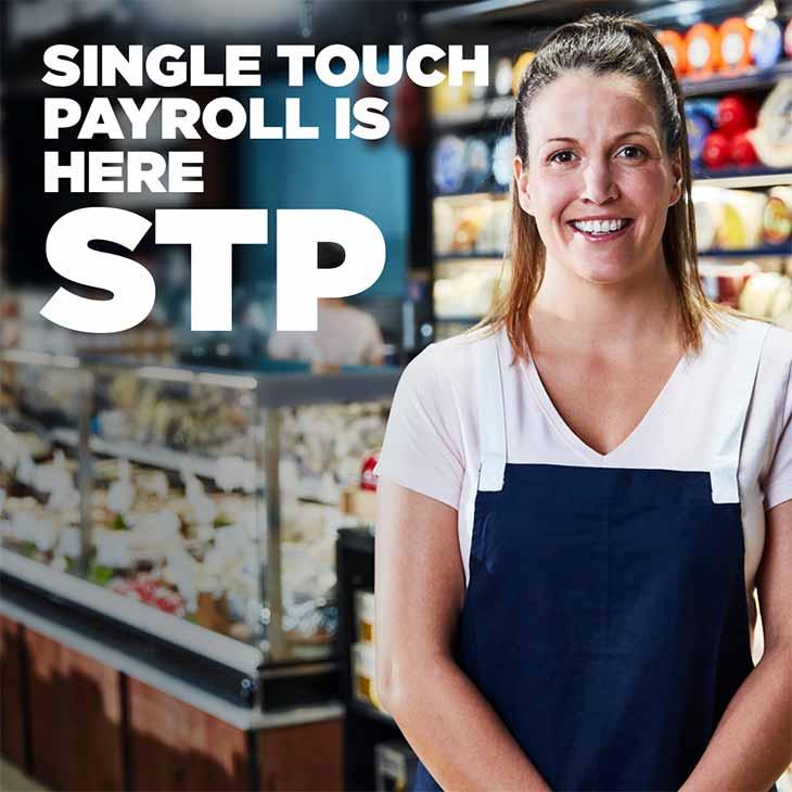 ATO Deli Woman - Single Touch Payroll