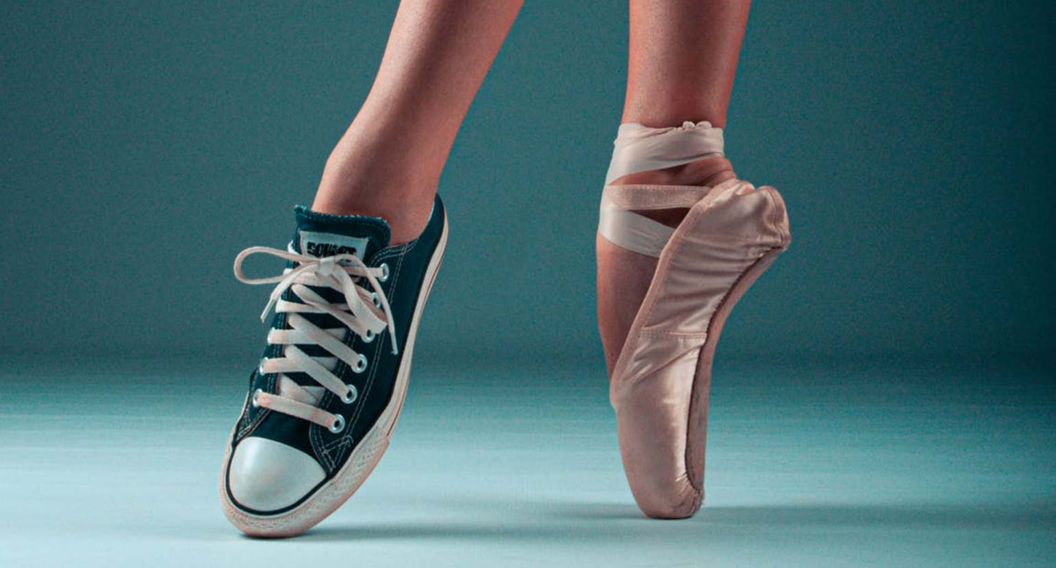 Ballerina and Grunge - personalisation