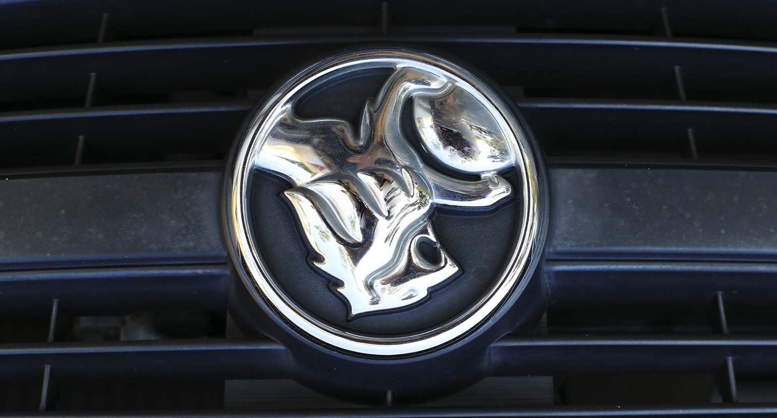 Holden Logo Up Side Down
