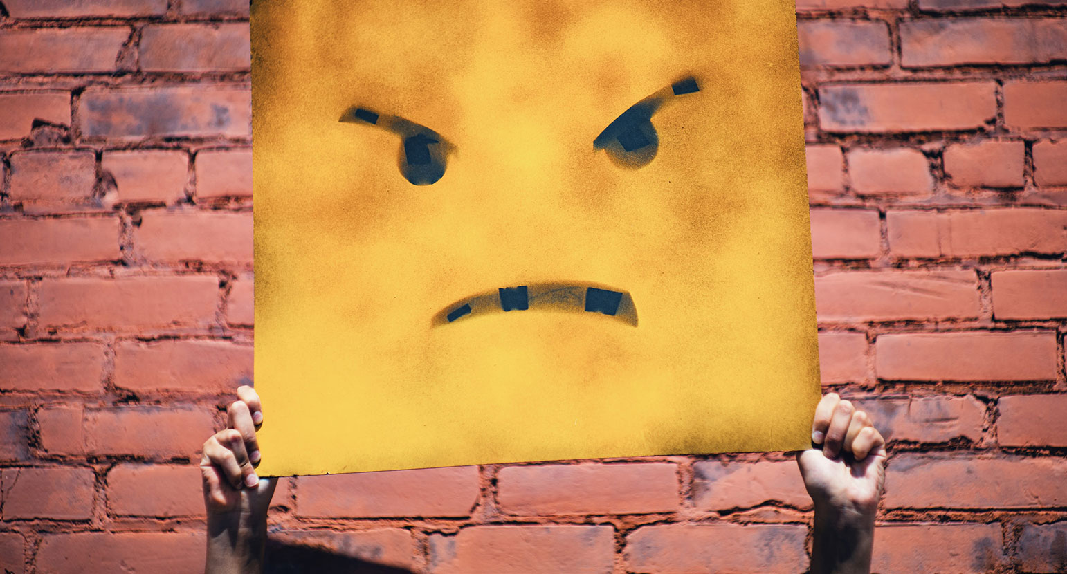 Angry Face for programmatic media buying