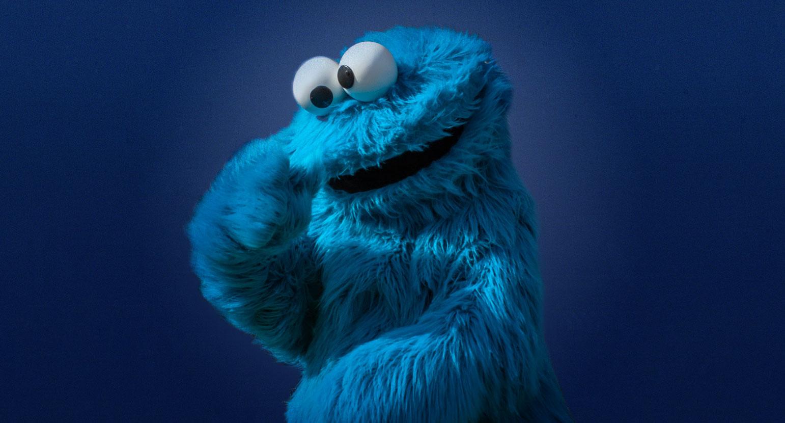 Cookiepocalypse is coming, cookie monster thinking