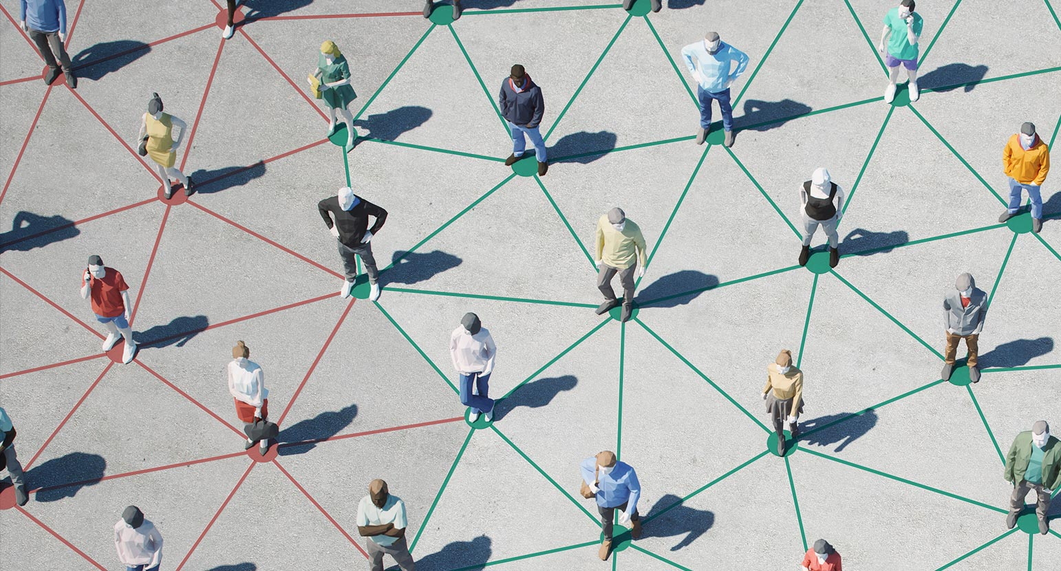 People Connected Through Data